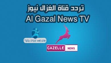 تردد قناة الغزال نيوز Al Gazal News TV على النايل سات 2020