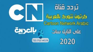 تردد قناة كرتون نتورك بالعربية Cartoon Network Arabic على النايل سات 2020
